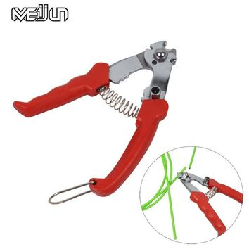 Mountain Bike BMX Brake Gears Wire Cable Cutter Inner Outer Bicycle Spoke Cutting Plier Cycle Repair Tool
