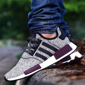 ADIDAS NMD Women Casual Running Sport Shoes Sneakers H 8-25