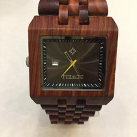 Rosewood Square Men Watch