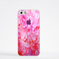 iPhone 6 Case, iPhone 6 Plus Case, iPhone 5S Case, iPhone 5 Case, iPhone 5C Case, iPhone 4S Case, iPhone 4 Case - Pink Petal
