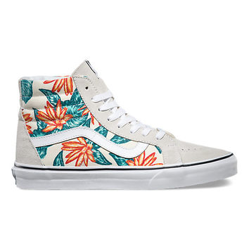 Vintage Aloha SK8-Hi Reissue | Shop at Vans