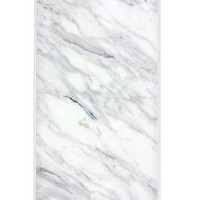 DECO FAIRY® Natural White Marble Print Snap on Case Cover for Apple iPhone 5C