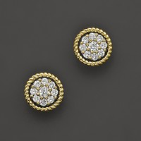 Bloomingdale'sDiamond Earrings in 14K Yellow Gold, .25 ct. t.w.