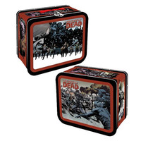 The Walking Dead Zombie Lunch Box