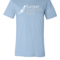 trumpet player - Unisex T-shirt
