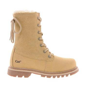 Caterpillar Bruiser Scrunch Lace Up Boots