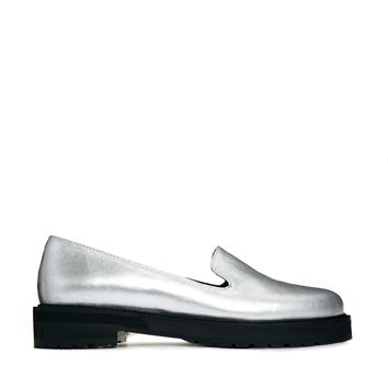 ASOS MOBSTER Leather Slippers
