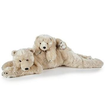 Hugs & McKinley Polar Bear | Gifts for Animal Lovers | Gifts | Z Gallerie