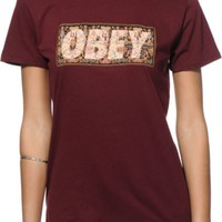 Obey Drug Rug T-Shirt