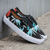 Trendsetter VANS Print Canvas Old Skool Shoes Sneakers Sport Shoes