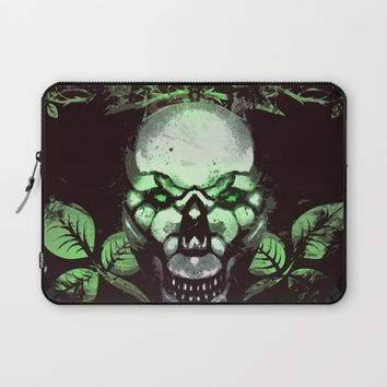 Absinthe Laptop Sleeve by Moonlit Emporium