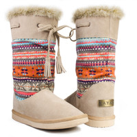 Winter Boots - Alpine Alpaca
