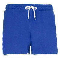 Blue Jersey Shorts - Men's Loungewear - Clothing - TOPMAN USA