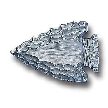 Sports Jewelry & AccessoriesSports Accessories - Arrowhead Antiqued Belt Buckle