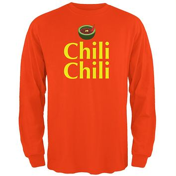 Cinco De Mayo Dilly Dilly Chili Chili Bowl Pepper Mens Long Sleeve T Shirt