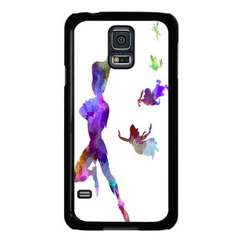 Peter Pan In Watercolor Samsung Galaxy S5 Case