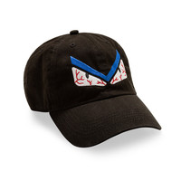 """Posh Dad Hat """"Don't Get Me Angry"""" WE in Black"""