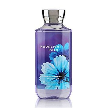 Bath & Body Works, Signature Collection Shower Gel, Moonlight Path, 10 Ounce