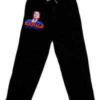 The Donald - Trump 2016 Relaxed Adult Lounge Pants