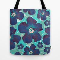 Hawaii Hawaii Tote Bag by Anny Cecilia Walter