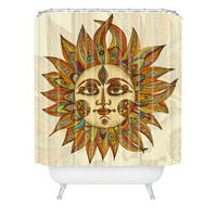 Valentina Ramos Helios Shower Curtain