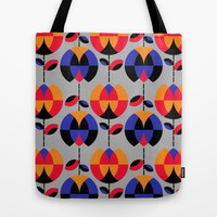 HappyGarden Tote Bag by Susana Paz | Society6