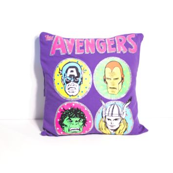Marvel Avengers Pillow