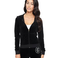 Juicy Beads Velour Original Jacket by Juicy Couture