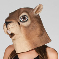 Squirrel Mask