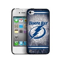 Iphone 4-4S Hard Cover Case - Tampa Bay Lightning