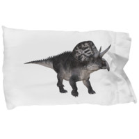 Zuniceratops Pillow Case - Dinosaur