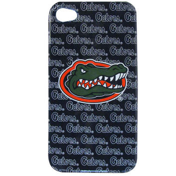 Florida Gators iPhone 4/4S Graphics Snap on Case C4GR4