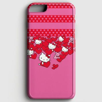 Hello Kitty Hearts iPhone 6 Plus/6S Plus Case