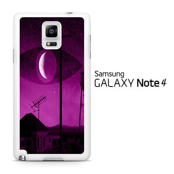 Like Night Vale Samsung Galaxy Note 4 Case