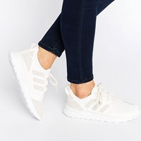 Adidas ZX Flux Sneakers at asos.com