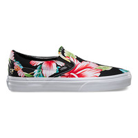 Hawaiian Floral Slip-On | Shop at Vans