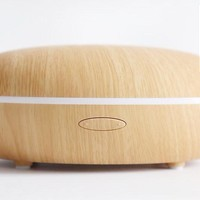Tuansing 350ML Wood Grain Essential Oil Diffuser