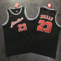 Commemorative Edition #23 Michael Jordan Swingman Jersey