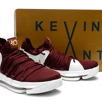 Beauty Ticks Nike Kevin Durant 10 Basketball Shoes