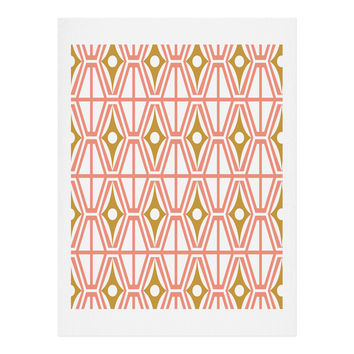 Heather Dutton Metro Fusion Art Print