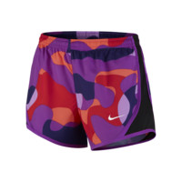 Nike Tempo Allover Print Girls' Running Shorts