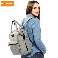 AboutBaby Backpack Diaper Bag