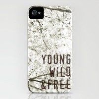 YUNGWILDFREE iPhone Case by Sarah Noga | Society6