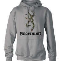 Browning Camo Logo Hoodie - Dick's Sporting Goods