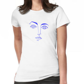 'Sketch by Picasso' T-Shirt by eeyebrows