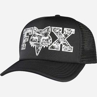 Fox Image Trucker Hat