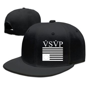 VSVP Asap Rocky Trill As Soon As Possible Printed Unisex Adult Womens Hip-hop Hat Mens Baseball Hats