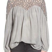 Young, Fabulous & Broke 'Brynne' Lace Top | Nordstrom
