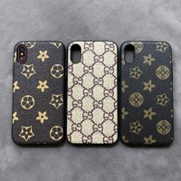 Classic Printed Iphone Case Cover for X 8 7 Plus 6s