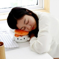 Japanese Food Sushi small Cushion Gift Plush Toy Decoration Pillow Hit Gift Toy ~Shrimp 6""